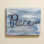 door sign peace