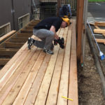 Volunteer deck builder