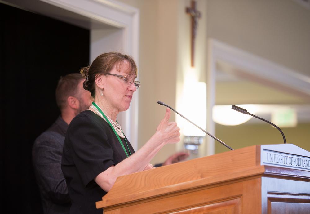 Linda Jo Devlaeminck, Program Director of Community of Hope